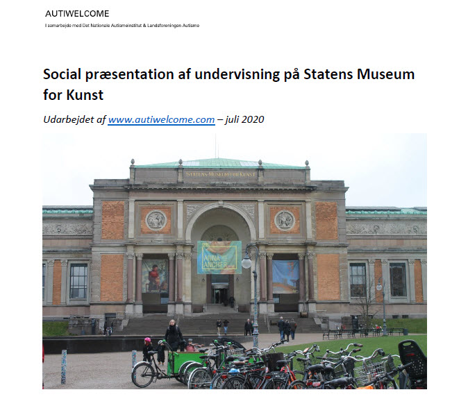 SP - Statens Museum for Kunst - udsnit af forside